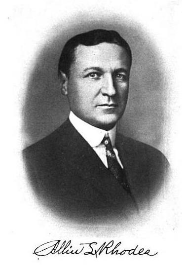 Allin L. Rhodes